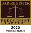 Bar Register - Preeminent Lawyers 2018
